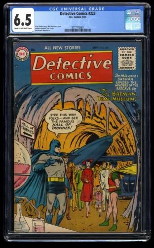 Detective Comics (1937) #223 CGC FN+ 6.5