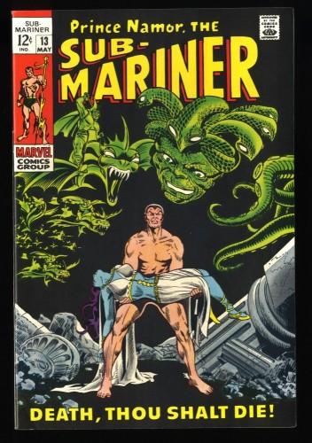 Sub-Mariner #13 VF 8.0