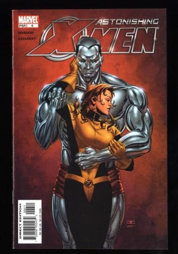 Astonishing X-Men #6 NM 9.4 1st Abigail Brand!