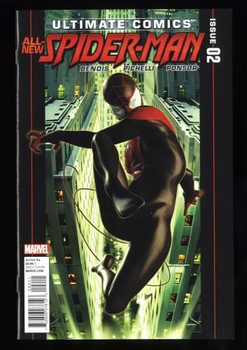 Ultimate Spider-Man (2011) #2 NM 9.4