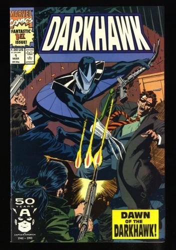 Darkhawk #1 NM- 9.2 1st Full Darkhawk!  Key!