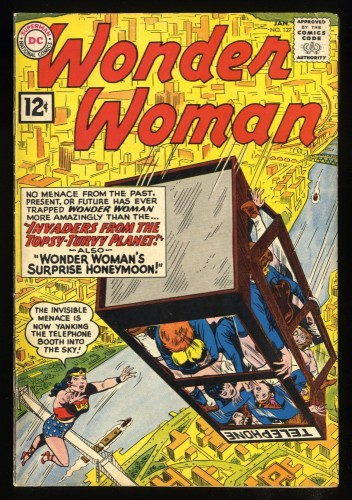 Wonder Woman #127 GD 2.0