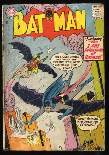 Batman #109 GD- 1.8