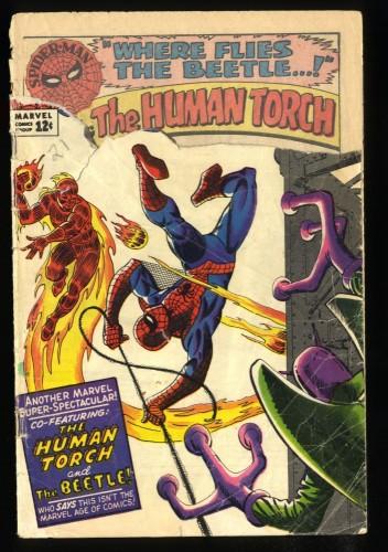 Amazing Spider-Man #21 P 0.5