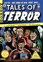 Tales of Terror Annual