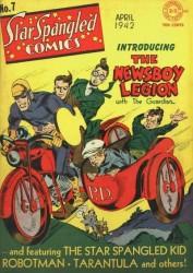 Star Spangled Comics