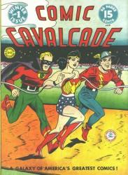 Comic Cavalcade