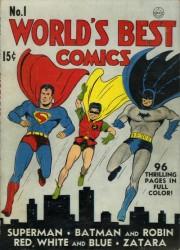 World's Best Comics