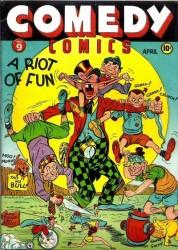 Comedy Comics