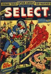 All Select Comics