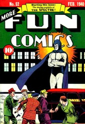 More Fun Comics