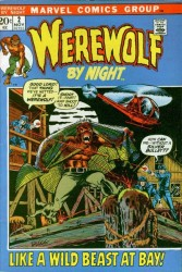 Werewolf By Night #2
