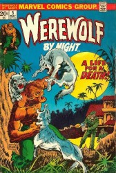Werewolf By Night #5