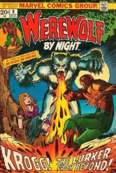 Werewolf By Night #8