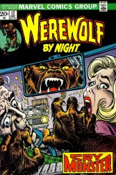 Werewolf By Night #12