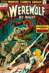 Werewolf By Night #13
