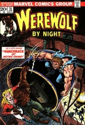 Werewolf By Night #16
