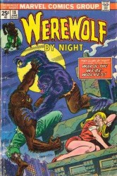 Werewolf By Night #18