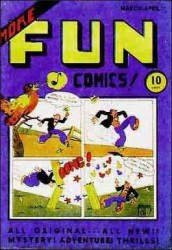 More Fun Comics #9