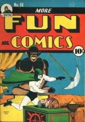 More Fun Comics #58