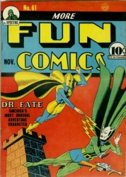 More Fun Comics #61