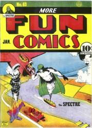 More Fun Comics #63