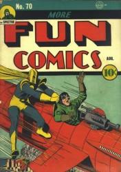 More Fun Comics #70