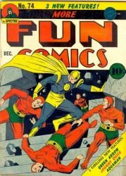 More Fun Comics #74