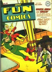 More Fun Comics #91