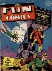 More Fun Comics #92