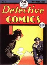Detective Comics #21