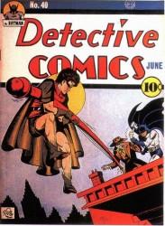 Detective Comics #40 1st Clayface! 1st Joker Cover!