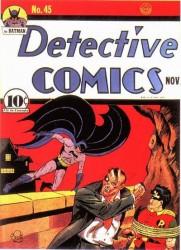 Detective Comics #45 1st Joker in Detective! Batman!