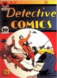 Detective Comics #47 Batman!