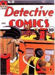 Detective Comics #50 Batman!