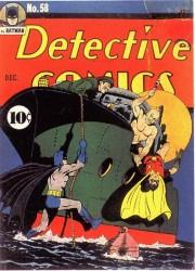 Detective Comics #58
