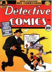 Detective Comics #72