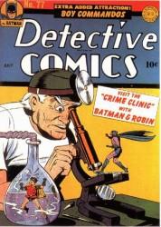 Detective Comics #77 1st Crime Doctor!
