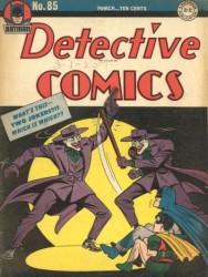 Detective Comics #85 2 Jokers Cover!
