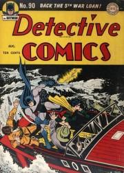 Detective Comics #90