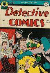 Detective Comics #107