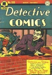 Detective Comics #109