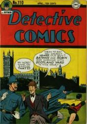 Detective Comics #110