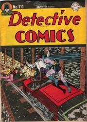 Detective Comics #111