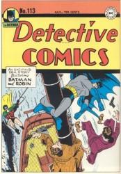 Detective Comics #113