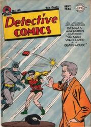 Detective Comics #115