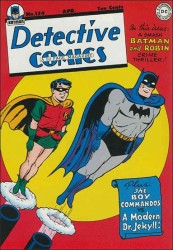 Detective Comics #134 Batman! Penguin Appearance!