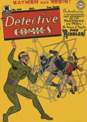 Detective Comics #140 1st Riddler!