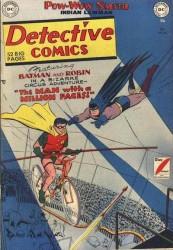 Detective Comics #166 Batman!