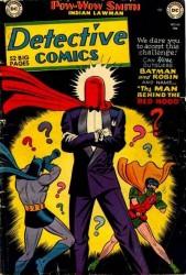Detective Comics #168 1st Red Hood! Origin of the Joker!